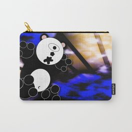 One Eyed Panda - Black Hole Carry-All Pouch