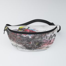 motorcycle Fanny Pack
