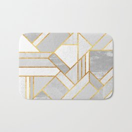 Gold City Bath Mat