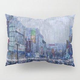 The Downpour Pillow Sham