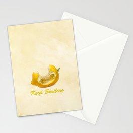 Lemon - Keep Smiling Stationery Cards