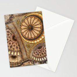 The Blue Mosque Istanbul Stationery Cards