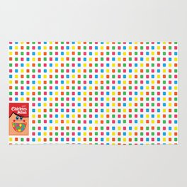 Mini Adams Chiclets Rug