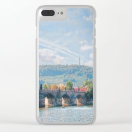 River View Clear iPhone Case