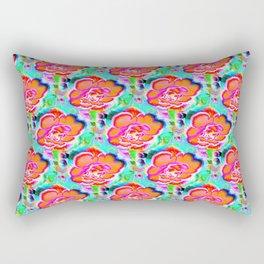 Begonias Rectangular Pillow