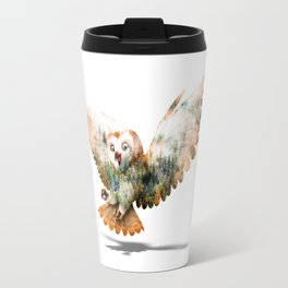 OWL NATURE Travel Mug