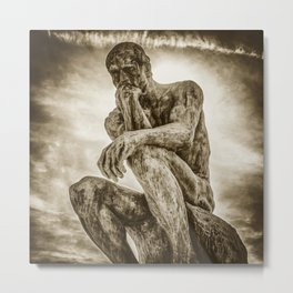 Lost in Thought #1 Metal Print