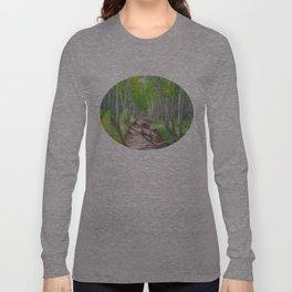 TAFAC.net Portal Painting Long Sleeve T-shirt