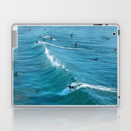 Huntington Beach Laptop & iPad Skin