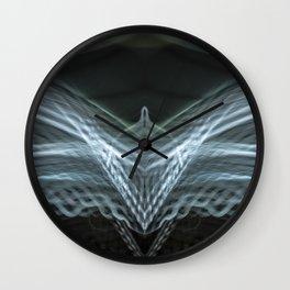 UFO Bird - MadeByDinh Wall Clock