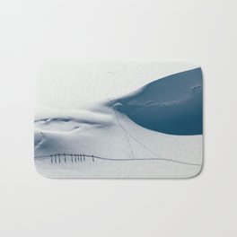 Mountain trace  Bath Mat