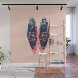 moccasin Wall Mural