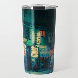 Ambient- Japan Night Photo Travel Mug