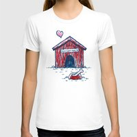 home sweet home T-shirts featuring Home Sweet Home by Nick Volkert