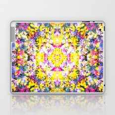 Flower Bomb Laptop & iPad Skin