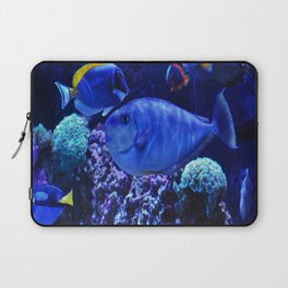 Tropical Fish Laptop Sleeve