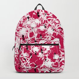 Pink planet Backpack