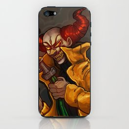 Colossal is Crazy iPhone Skin