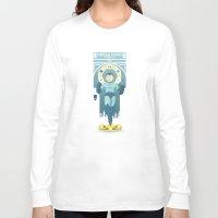 mega man Long Sleeve T-shirts featuring Mega Man by yoursocialghost