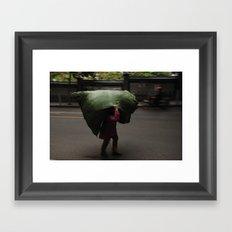 Heavy Duty  Framed Art Print