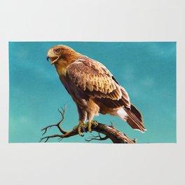 Booted Eagle Rug