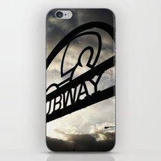 Subway iPhone & iPod Skin