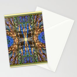 MADRONA TREE MANDALA Stationery Cards