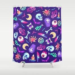 Horroriffic! Shower Curtain