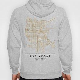 LAS VEGAS NEVADA CITY STREET MAP ART Hoody