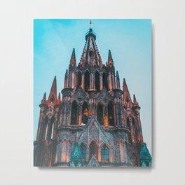 Mexico 32 Metal Print