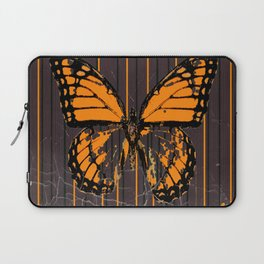 SHABBY CHIC ANTIQUE BUTTERFLY ART Laptop Sleeve