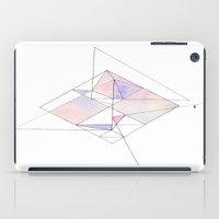 pantone iPad Cases featuring Pantone Geo by Hayley Lang