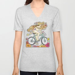California Dreamin' Unisex V-Neck