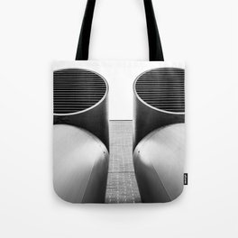Air - Duct - Pipe Tote Bag