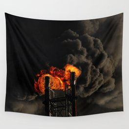 Flare Stack Wall Tapestry