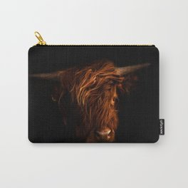 Highland Beauty Carry-All Pouch