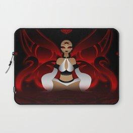 Inner Light: Base Chakra Laptop Sleeve