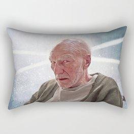 The Founder Professor Charles Xavier Rectangular Pillow