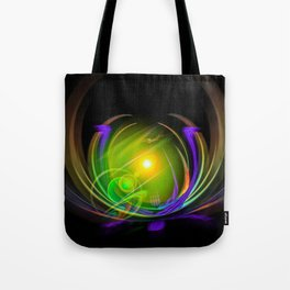 Magical Light and Energy 11 Tote Bag