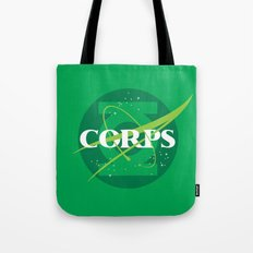 For The Corps Tote Bag