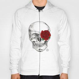 Rose Skull Hoody
