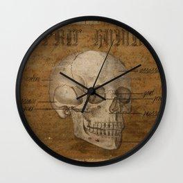 Esprit Humain Wall Clock