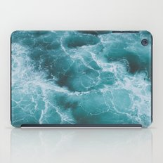 Electric Ocean iPad Case