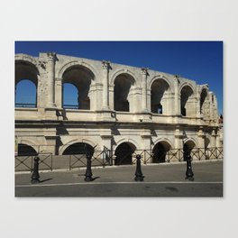 Arnea in Provence Canvas Print