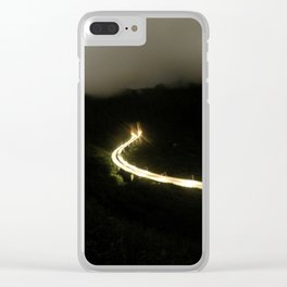 The Night I Found the Stairway to Heaven Clear iPhone Case
