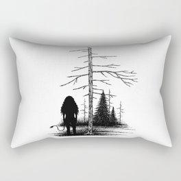Huldra Rectangular Pillow
