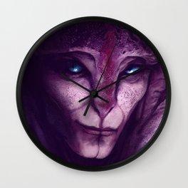 Jaal Ama Darav Mass Effect Andromeda Wall Clock