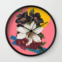 Reinvention I Wall Clock