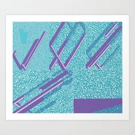Crunchy Candy Art Print