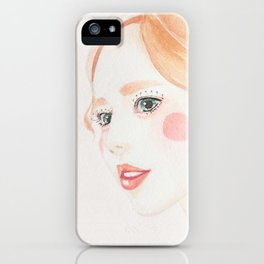Elisabeth iPhone Case